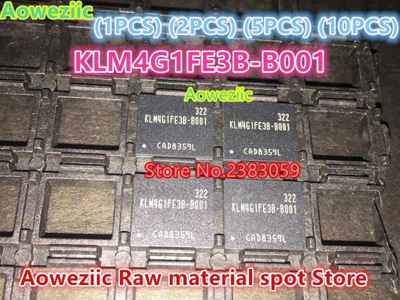 Aoweziic (1PCS) (2PCS) (5PCS) (10PCS) 100% new original KLM4G1FE3B-B001 BGA Memory chip KLM4G1FE3B B001 aoweziic 1pcs 2pcs 5pcs 10pcs 100% new original klmag2geac b001 bga memory chip klmag2geac b001 emmc font 16gb