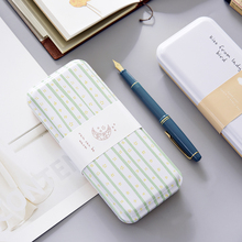 Interesting cartoon iron tinplate large stationery case tin pencil box  pencil case creative student gifts learning stationery