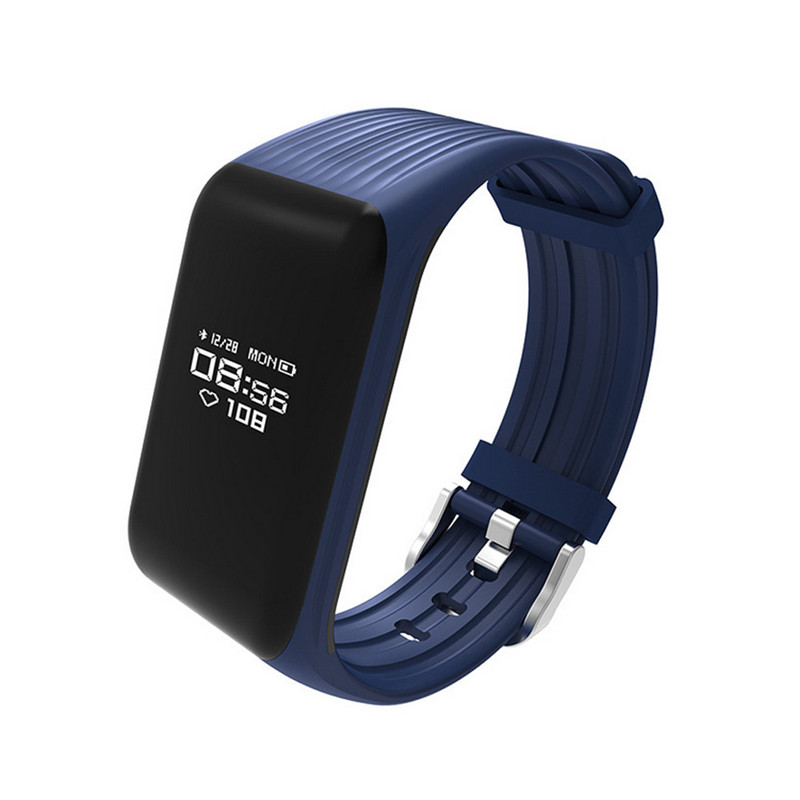 Sport Watch Smart Band Heart Rate 2019 Top Sport Tracker Watch Fitness Wearable Smart Watch Wristband IP68 Waterproof Watch Men