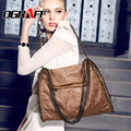 OGRAFF saco 2017 Matagal Das Mulheres bolsa Cadeia de luxo famoso designer marca bolsas mulheres bolsas de couro das mulheres sacos do mensageiro do vintage