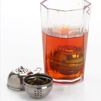 Stainless Steel Ball Tea Infuser Mesh Filter Strainer 1