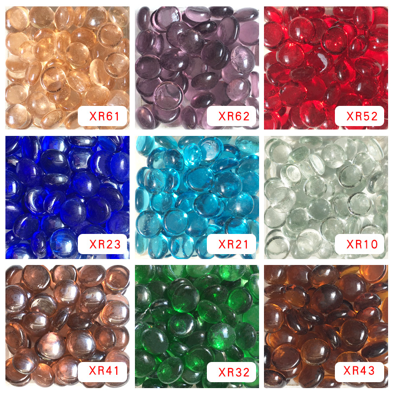 Mosaic Making Back To Search Resultshome & Garden Dropshipping 100g Mixed Color Glass Gems Mosaic Tiles Pebbles Nuggets For Diy Projects Online Discount