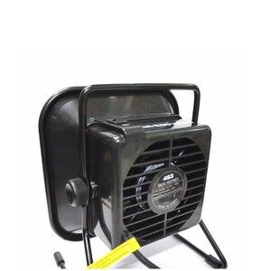 Image 5 - Extractor de humo profesional, 220V, 493, para soldar + 5 uds. De esponjas, carbón activado, ESD, filtro de aire