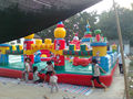 Inflatable Funland City