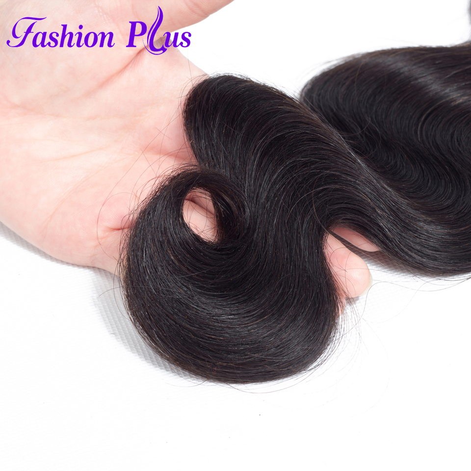 Brésilien corps vague 100% Extensions de cheveux humains 1/3 pièces brésilien vierge cheveux armure faisceaux Salon de beauté fournitures 10 ''-30'' - 5