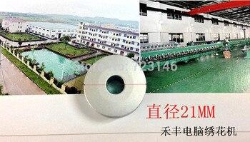 Prensatelas para máquinas industriales, 5 uds., bobina trenzada De spoolpreenrollada De 12mm...