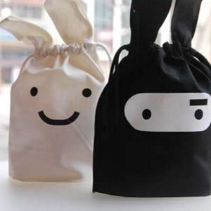 Cute Rabbit cloth pouch beam p