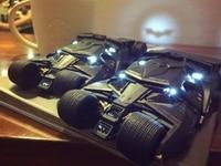Retro Cool Batmobile Tumbler Crazy Case For iphone5s 5se 6 6S 7 8plus Stylish Batman Light Free Toughened Glass The Dark Knight