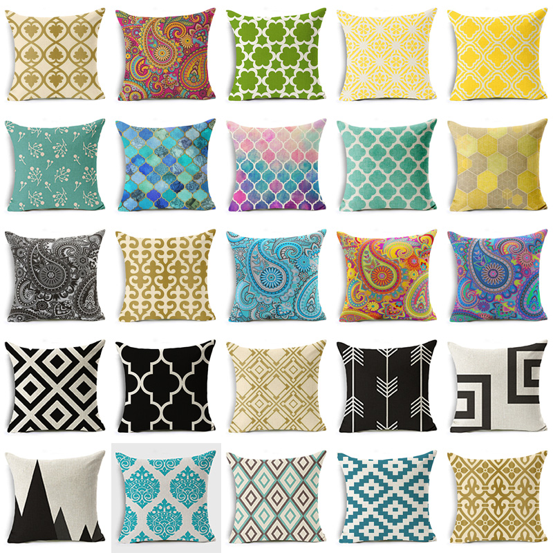 20178 New Morocco Style Cushion Cover