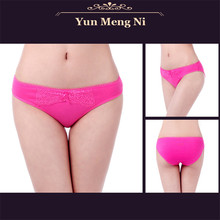 New Hot Cotton with Lace Side best quality Underwear Women sexy panties Casual Intimates female Briefs Cute Lingerie N888