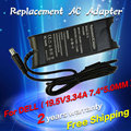 19.5V 3.34A 7.4*5.0MM 65W Replacement For Dell PA-12 Inspiron 1410 1420 6400 N4010 Laptop AC Charger Power Adapter free shipping