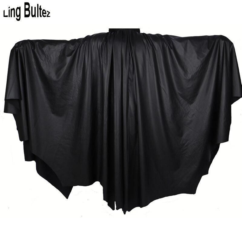 Ling Bultez High Quality Big Batman Cape Black Batman Costume