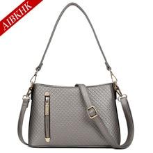 Здесь можно купить  ICEV new designer high quality split leather women handbag elegant ladies office hand bag quilted messenger bags famous brands