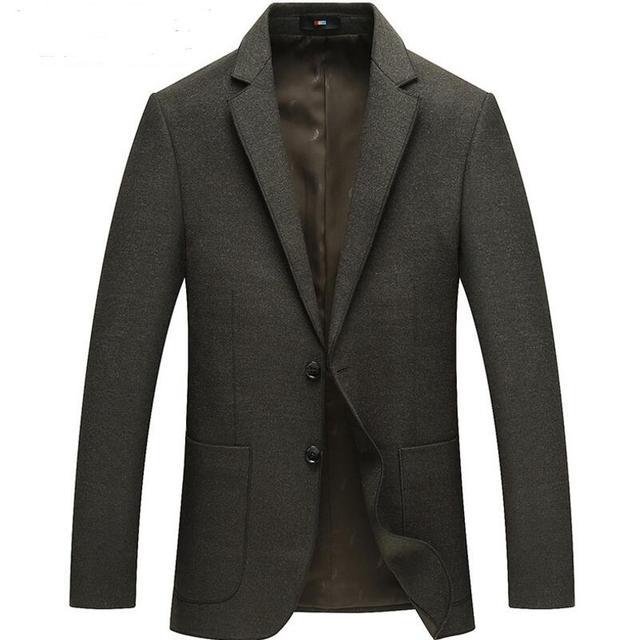 New Autumn Style Luxury Business Casual Suit Men Blazers Set Professional Formal Wedding Dress Beautiful Design