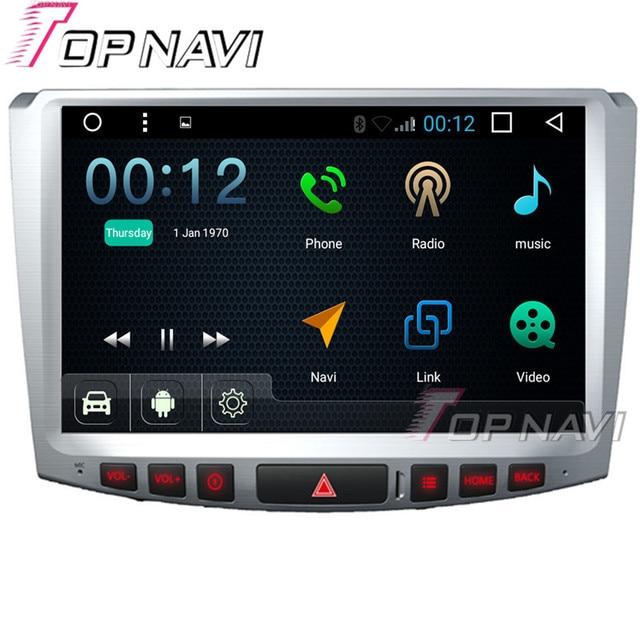 10.1 дюймов Quad Core 16 Г Android 6.0 Автомобильный Радиоприемник Стерео для VW Magotan Авто Мультимедиа GPS Навигация Видео Автомобиля DVD плеер