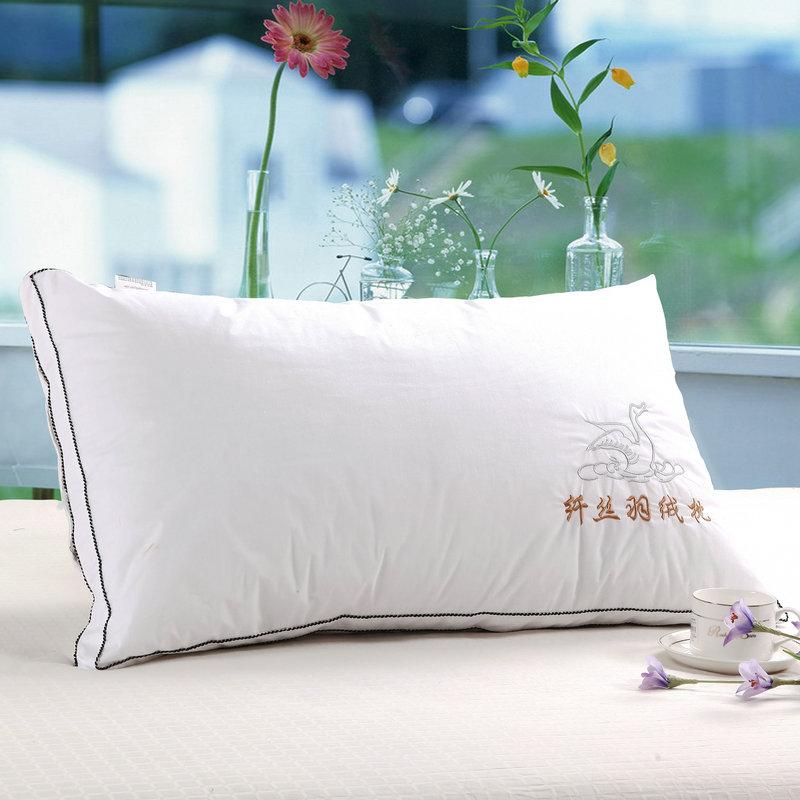 100 feather pillows
