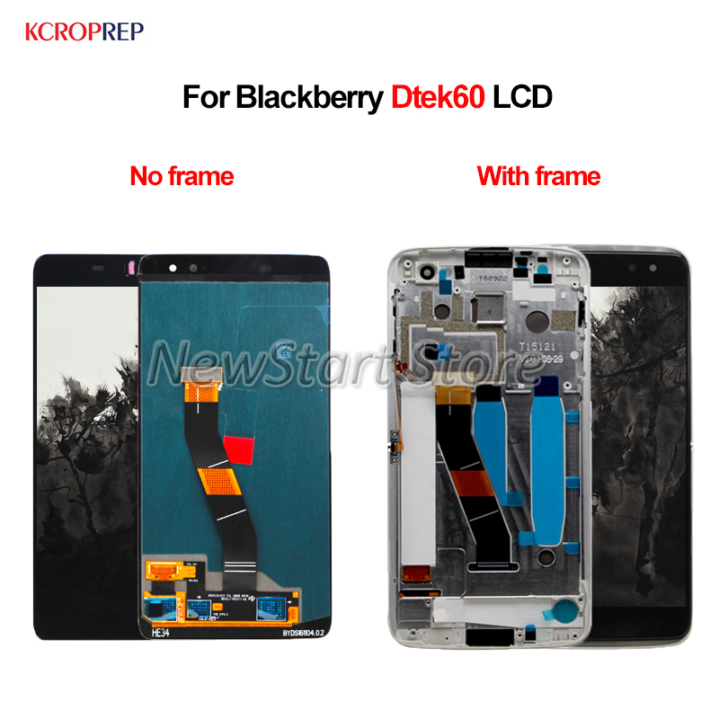 For Blackberry Dtek60 LCD Display Touch Screen Digitizer Assembly 5.5 100% New Replacement Accessory For Blackberry Dtek 60 lcdFor Blackberry Dtek60 LCD Display Touch Screen Digitizer Assembly 5.5 100% New Replacement Accessory For Blackberry Dtek 60 lcd