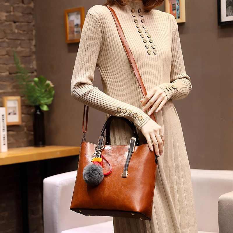 Couro genuíno das mulheres mensageiro bolsa tote famosa marca feminina bolsas de ombro senhoras jacaré crossbody sac a principal t58