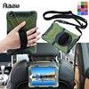 Alabasta For Capa IPad 2 3 4 Case Straps Heavy Duty Hard Tablet 360 Degree Rotation