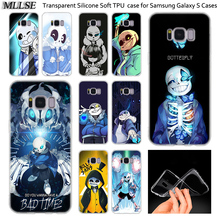 Coque Undertale Sans Soft Silicone Case For Samsung