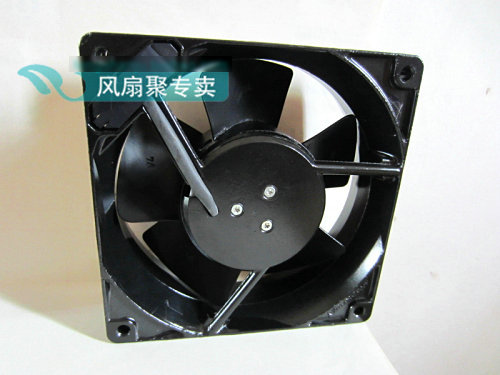 Original ebmpapst W1G110-AG03-10 24V 11W 12cm 12038 full metal temperature cooling fan new for ebmpapst 4656n ac220v 12038 12cm metal cooling fan