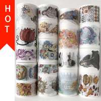 Free Shipping and Coupon washi tape Washi tape basic design Optional collocation Sale price #30003-30020 TOP quality