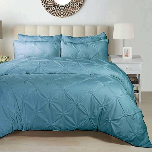 Simple Solid Bedding Set