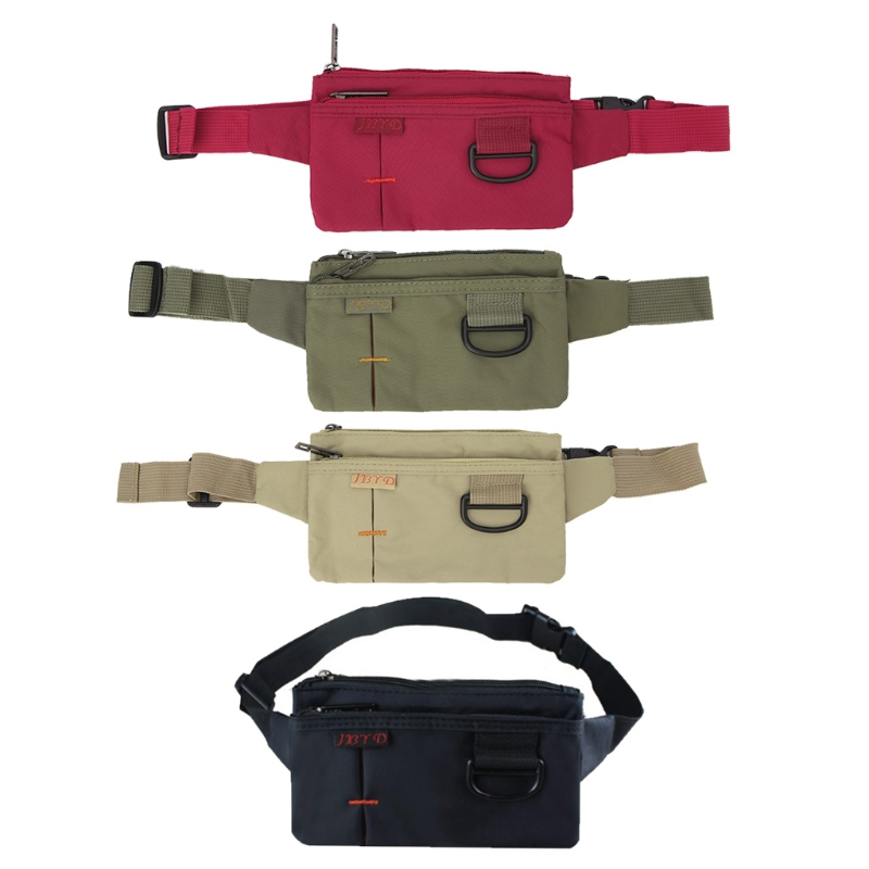 Waist Bum Bag Belly Belt Pouch Fanny Pack
