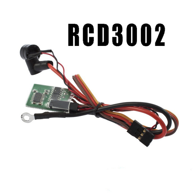 RCD3002 Remote Controlled Nitro Engine Glow Plug Driver for Aircraft Helicopter free shipping