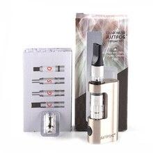 Justfog C14 compact Kit 900mAh battery Capacity Zinc alloy Constant Voltage Vaporizer Vape pen Hookah E-Cigarettes kit