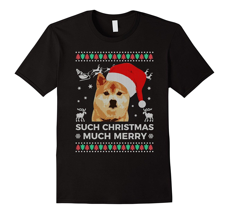 Doge Shiba T shirt Men Male Design Short Sleeve Crewneck Cotton 3XL ...
