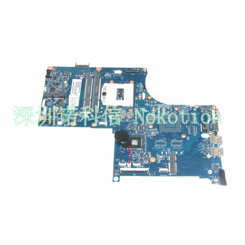 NOKOTION Laptop Motherboard 736482-501 736482-001 For HP for ENVY 17 6050A2563801-MB-A02 DDR3 Mainboard full works laptop motherboard for hp 2000 2b 685783 501 6050a2493101 mb a02 hm77 gma hd4000 ddr3