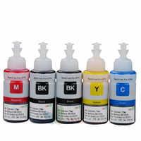 Non OEM Printer Ink for Epson L100 L110 L120 L132 L210 L222 L300 L312 L355 L350 L362 L366 L550 L555 L566 printer