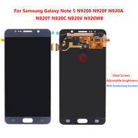 Super AMOLED For Samsung Galaxy NOTE 5 N920 N920F LCD Display Touch Screen Digitizer Assembly Note5