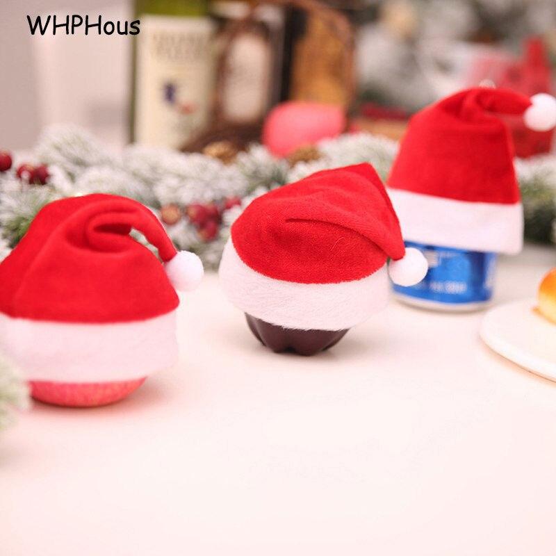 Christmas Tree Hats: Mini Christmas Hat Santa Claus Hat Mini Christmas Tree