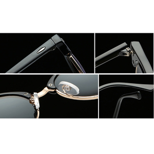 Image 5 - Diopter SPH  1  1.5  2  2.5  3  3.5  4  4.5  5  5.5  6.0 Finished Myopia Polarized Sunglasses Men Women Nearsighted Glasses L3