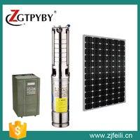 solar powered irrigation water pump solar powered submersible deep water well pump solar water pump irrigation