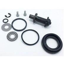 Cheap price 12 teeth rear engine brake caliper repair kit For VW Passat B6 B7 VW CC VW Tiguan Sharan RSQ3 Q5 A4 A5 A6 Seat Alhambra