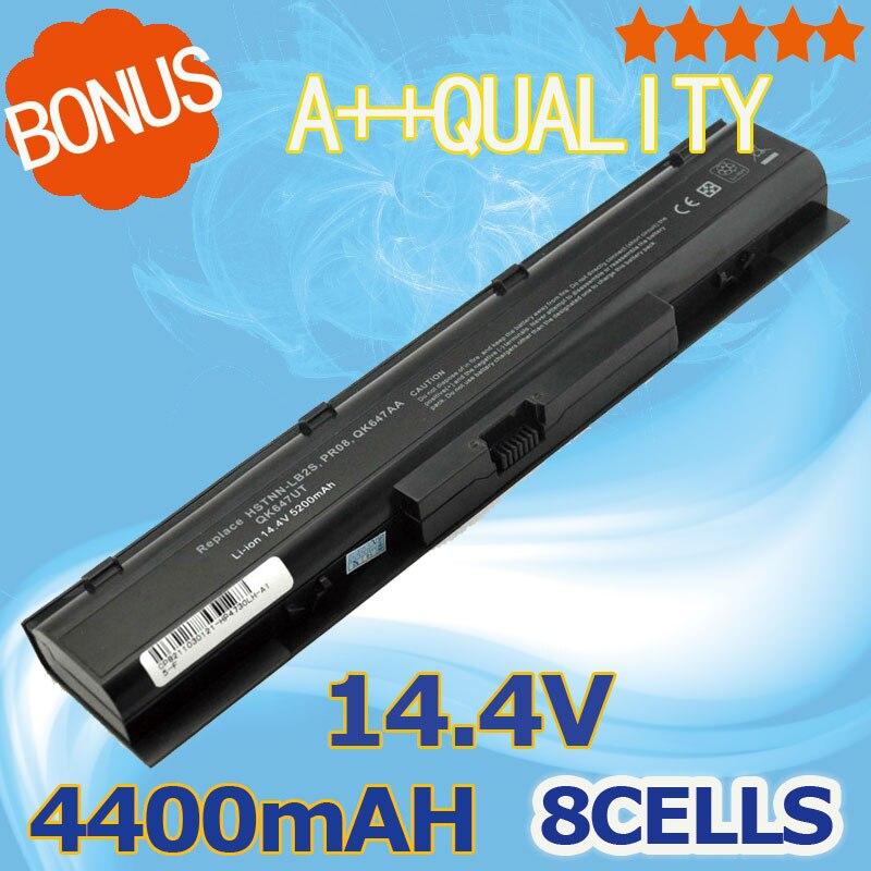 8 cells battery for HP Probook 4730s 4740s 633734-141 633734-151 633734-421 633807-001 HSTNN-I98C-7 HSTNN-IB2S HSTNN-LB2S PR08 original quality hstnn lb6x ai06xl 808451 001 hstnn c86c 808397 421 battery