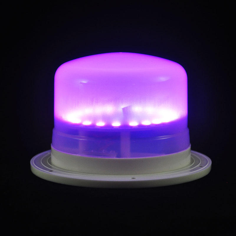 Purple LED Furniture Light