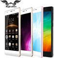 Original leagoo mtk6737 t1 teléfono más móvil 5.5 pulgadas quad núcleo 1280x720 3 GB 16 GB Android 6.0 13MP IDENTIFICACIÓN de Huellas Digitales 4G Smartphone