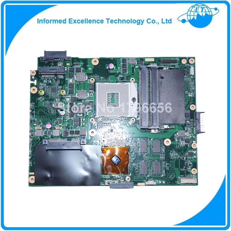 ФОТО K52JU Laptop Motherboard for ASUS A52J K52J K52JR laptop 4 memory 512m rev2.3A
