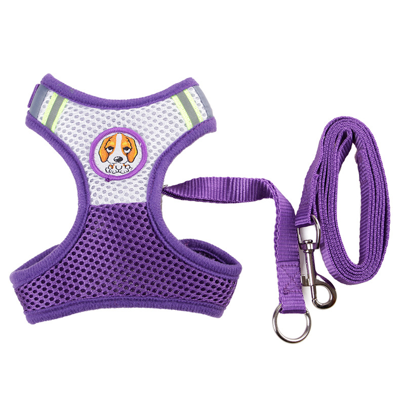 Nové módní psy pro vodítka Sady svazků Vysoce kvalitní nylonové vodítka pro psa pro trénink Chůze na kolečkách Vodítko pro domácí mazlíčky Dodací lhůta