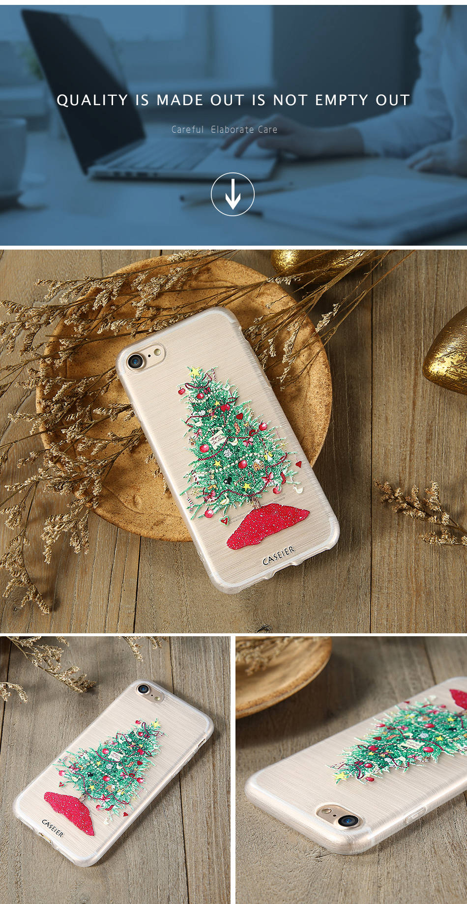 HTB1jiLVOpXXXXXPaXXXq6xXFXXXS - Christmas Phone Case For iPhone 7 6 6S Plus iPhone 5S SE 5 Cases For Samsung Galaxy S6 S7 Edge Cute Cover Accessories PTC 286