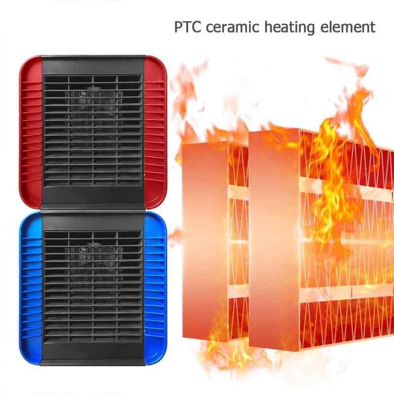 750 W/1500 W 3-velocità Regolabile PTC Riscaldatore Elettrico di riscaldamento 220V Mini Per Uso Domestico di Energia-risparmio energetico ventilatore riscaldamento Riscaldamento Ventilatore Aria Più Caldo