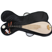 Chinese lute Pipa Dunhuang brand 572 National String Instrument Pi pa Adult playing 102cm pipa platane wood with pipa bag