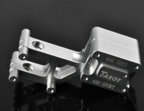 450 V3 Sport Helicopter Part Tarot Tail boom mount set