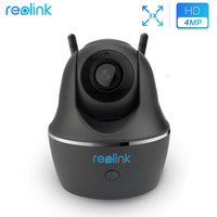 Reolink Baby Monitor 4MP WiFi Camera 2.4G/5G Pan/Tilt/3x Optical Zoom Video Surveillance Indoor Home Security IP Camera C2