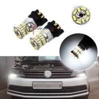 2x 36-SMD PWY24W PW24W LED Ampoules Pour Audi BMW VW Clignotants ou DRL Lumières