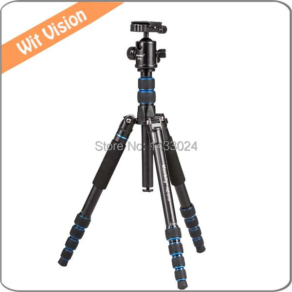 Professional Camera Photographic Tripod Stand Portable Flexible Monopod With 360 Ball head and Protect Leg For Photo and Video ms 004h camera professional tripod ball
